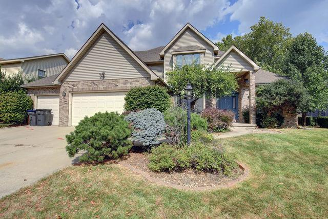2602 Robeson Park Drive, Champaign, IL 61822 (MLS #09933523) :: Ryan Dallas Real Estate