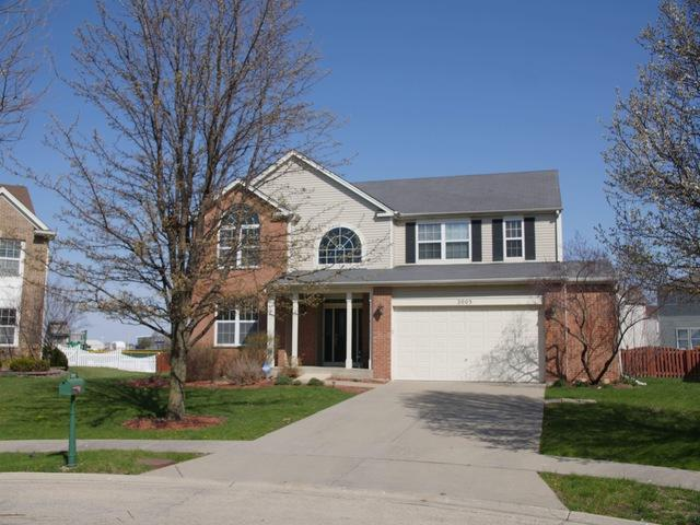 2003 Fairfield Drive, Plainfield, IL 60586 (MLS #09934199) :: Lewke Partners