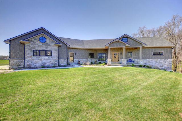 1808 Church Crossing, MONTICELLO, IL 61856 (MLS #09934445) :: Ryan Dallas Real Estate