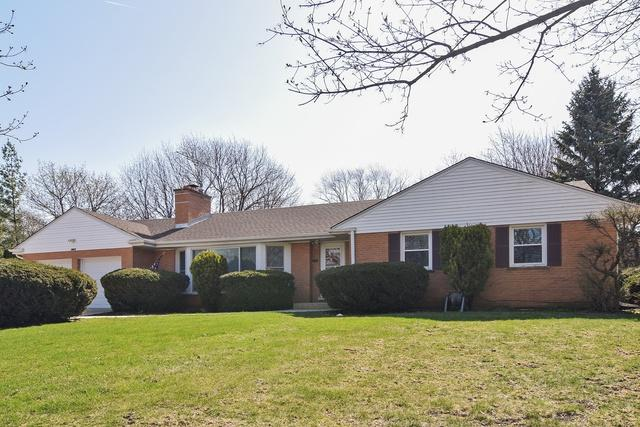 1007 W Burgoyne Road, Arlington Heights, IL 60004 (MLS #09936047) :: The Schwabe Group