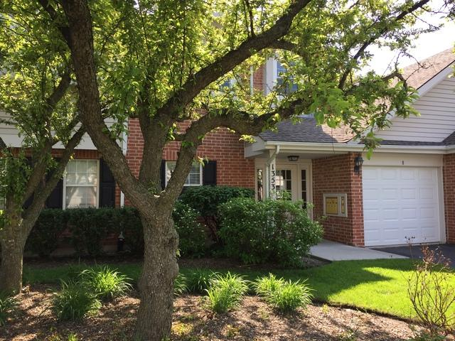 1353 E Evergreen Drive #7, Palatine, IL 60074 (MLS #09936786) :: The Schwabe Group