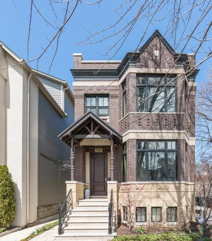 1914 W Melrose Street, Chicago, IL 60657 (MLS #09937067) :: Touchstone Group