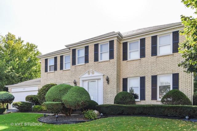 4219 N Harvard Avenue, Arlington Heights, IL 60004 (MLS #09937556) :: The Schwabe Group