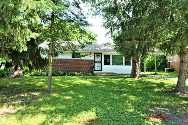 1480 Mather Drive, Rantoul, IL 61866 (MLS #09938117) :: Ani Real Estate