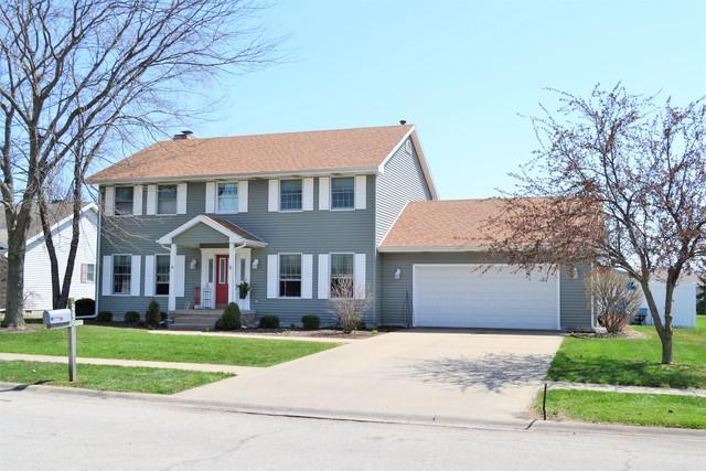 206 Greenbriar Lane, Bourbonnais, IL 60914 (MLS #09938371) :: Ani Real Estate
