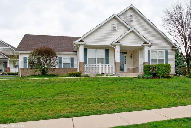 1610 Devonshire Lane, Shorewood, IL 60404 (MLS #09938608) :: Lewke Partners