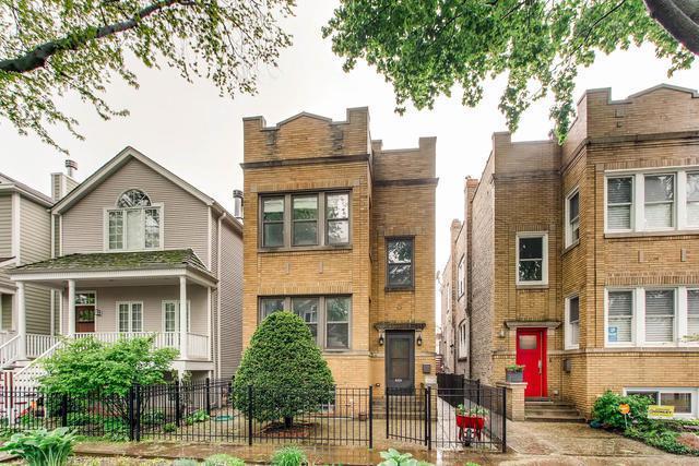 4324 N Oakley Avenue, Chicago, IL 60618 (MLS #09940155) :: Touchstone Group