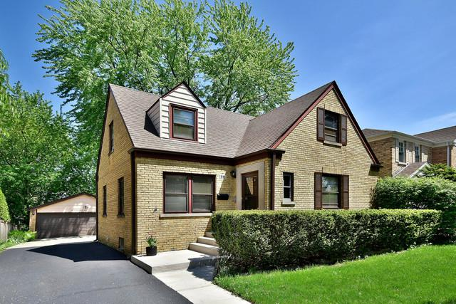 115 S I Oka Avenue, Mount Prospect, IL 60056 (MLS #09940724) :: The Schwabe Group