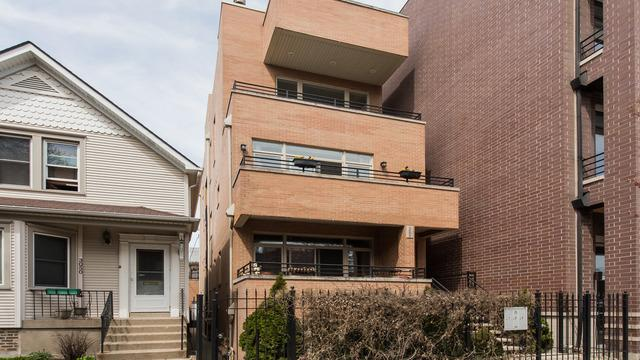 3052 N Oakley Avenue #2, Chicago, IL 60618 (MLS #09941134) :: Touchstone Group