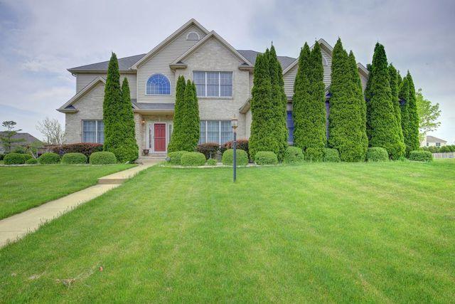 4417 Southford Trace Drive, Champaign, IL 61822 (MLS #09943734) :: Ryan Dallas Real Estate