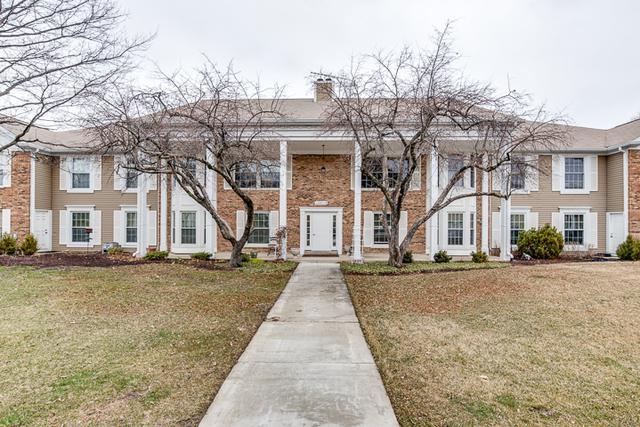 1105 Spring Garden Circle #5, Naperville, IL 60563 (MLS #09943737) :: Ani Real Estate