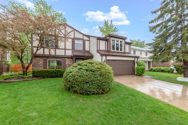 207 Horatio Boulevard, Buffalo Grove, IL 60089 (MLS #09944336) :: The Schwabe Group
