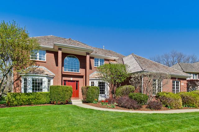 1710 Mulberry Drive, Libertyville, IL 60048 (MLS #09944404) :: The Dena Furlow Team - Keller Williams Realty