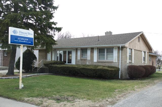 616 Champaign Avenue, Rantoul, IL 61866 (MLS #09946231) :: Ryan Dallas Real Estate