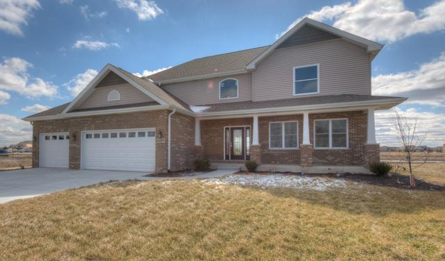 8285 W 101st Place, St. John, IN 46373 (MLS #09946438) :: Ani Real Estate