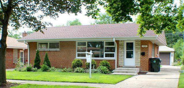 832 Seeley Avenue, Park Ridge, IL 60068 (MLS #09947388) :: The Dena Furlow Team - Keller Williams Realty