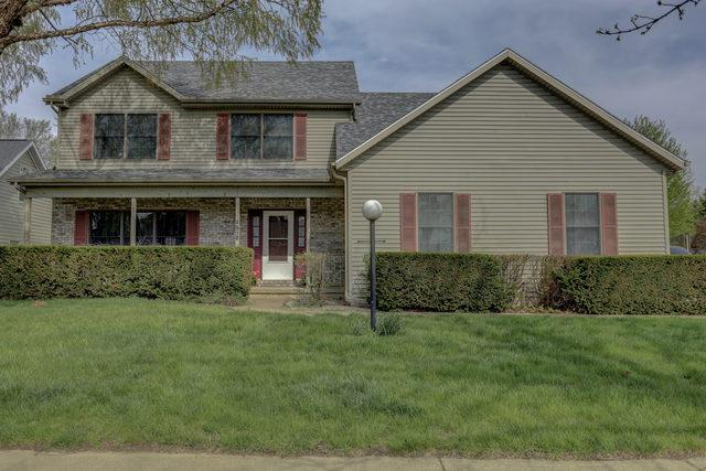 2312 Firethorn Lane, Champaign, IL 61822 (MLS #09947541) :: Ryan Dallas Real Estate