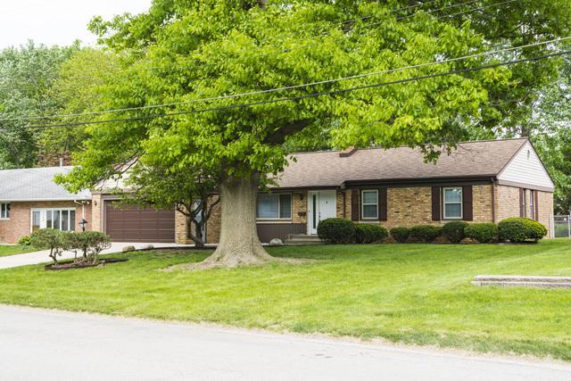 1704 Golfview Drive, Urbana, IL 61801 (MLS #09948074) :: Ryan Dallas Real Estate