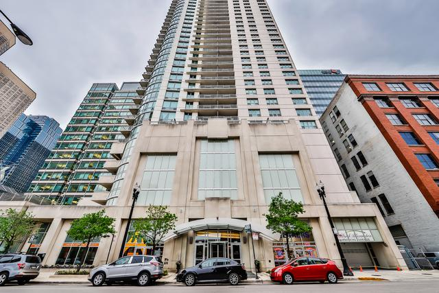 125 S Jefferson Street #2106, Chicago, IL 60661 (MLS #09949401) :: The Saladino Sells Team