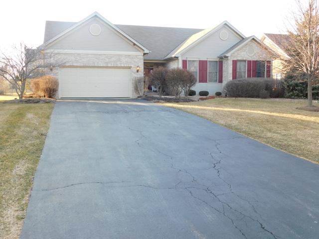 1270 Bison Lane, Hoffman Estates, IL 60192 (MLS #09949720) :: The Dena Furlow Team - Keller Williams Realty