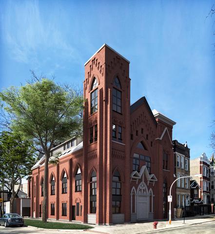 1300 N Artesian Avenue E, Chicago, IL 60622 (MLS #09950134) :: Property Consultants Realty
