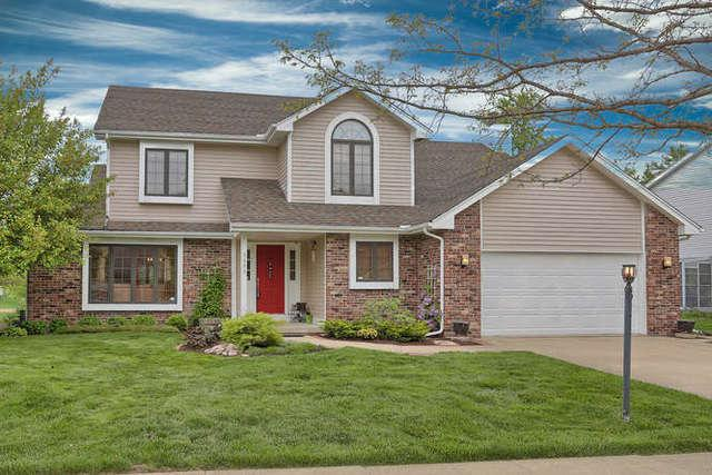 2605 Lakeview Drive, Champaign, IL 61822 (MLS #09950559) :: Ryan Dallas Real Estate