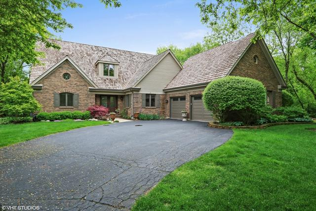 4609 Forest Way Circle, Long Grove, IL 60047 (MLS #09950695) :: The Schwabe Group
