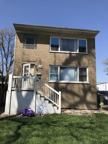 1516 N 40th Avenue, Stone Park, IL 60165 (MLS #09950796) :: Lewke Partners