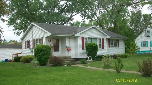 601 W Lincoln Avenue, Onarga, IL 60955 (MLS #09951825) :: Lewke Partners