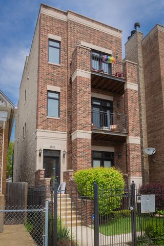 2032 W Augusta Boulevard #2, Chicago, IL 60622 (MLS #09951970) :: Property Consultants Realty