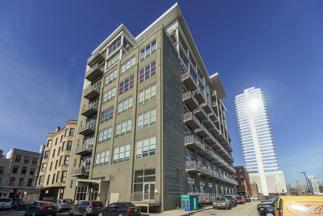 770 W Gladys Avenue #504, Chicago, IL 60661 (MLS #09952244) :: The Saladino Sells Team