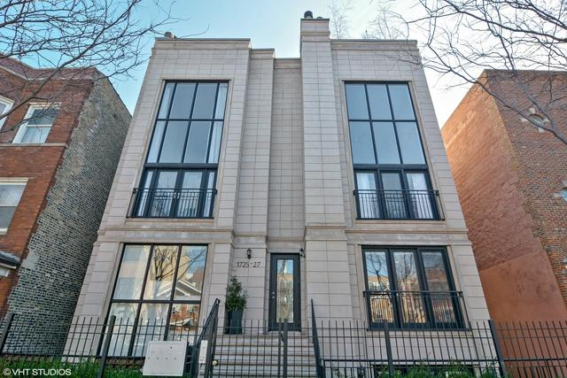 1727 W Pierce Avenue #1, Chicago, IL 60622 (MLS #09952420) :: Property Consultants Realty