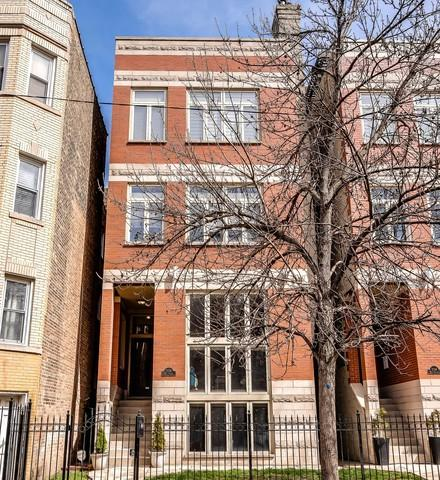 2136 W Crystal Street #1, Chicago, IL 60622 (MLS #09952642) :: Property Consultants Realty