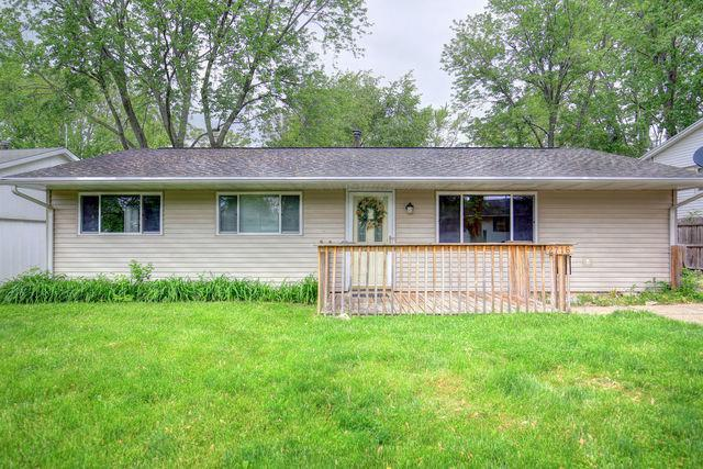 2716 E California Avenue, Urbana, IL 61802 (MLS #09952770) :: Ryan Dallas Real Estate