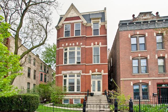 2017 W Evergreen Avenue #103, Chicago, IL 60622 (MLS #09953284) :: Domain Realty