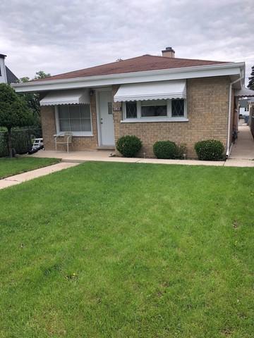 1811 N 36th Avenue, Stone Park, IL 60165 (MLS #09953410) :: The Dena Furlow Team - Keller Williams Realty
