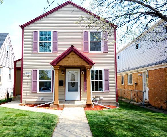 1827 N 36th Avenue, Stone Park, IL 60165 (MLS #09953607) :: Lewke Partners
