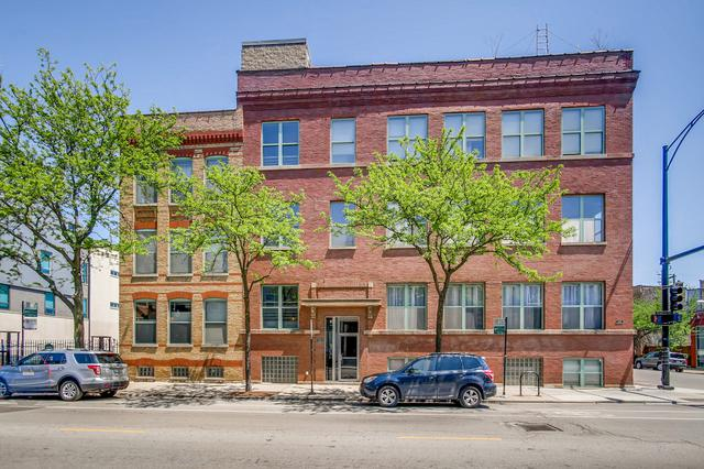 1701 N Damen Avenue #305, Chicago, IL 60647 (MLS #09954345) :: Property Consultants Realty
