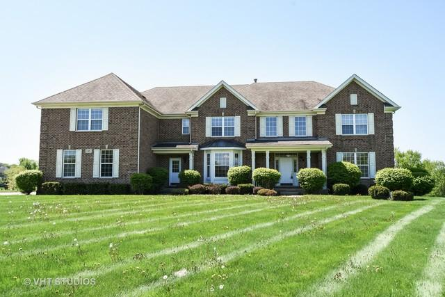 813 Magnuson Court, Barrington Hills, IL 60010 (MLS #09954351) :: The Jacobs Group