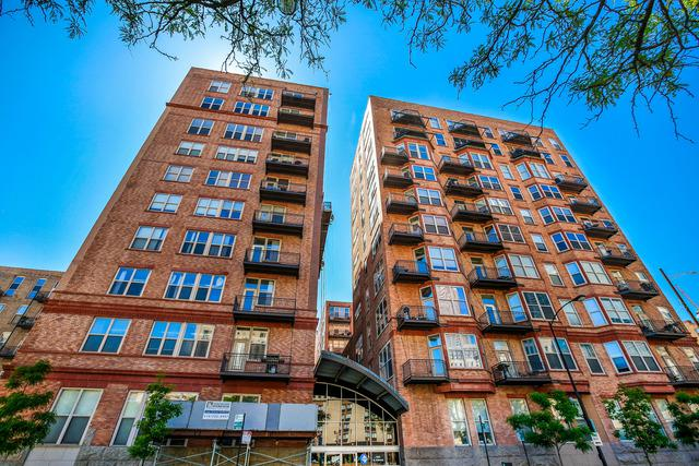 500 S Clinton Street #330, Chicago, IL 60607 (MLS #09954501) :: Property Consultants Realty