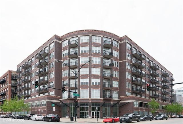 1000 W Adams Street #313, Chicago, IL 60607 (MLS #09954779) :: Property Consultants Realty