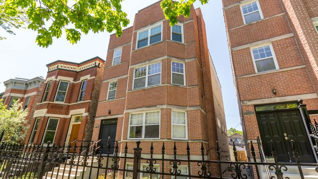 1520 N Leavitt Street #2, Chicago, IL 60622 (MLS #09954836) :: Property Consultants Realty