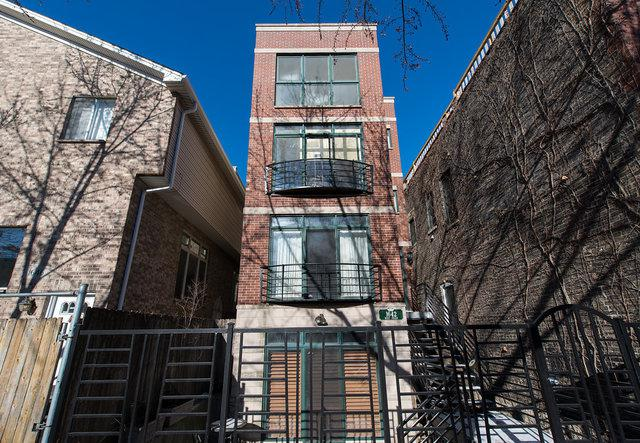 1642 W Julian Street #1, Chicago, IL 60622 (MLS #09955156) :: Property Consultants Realty