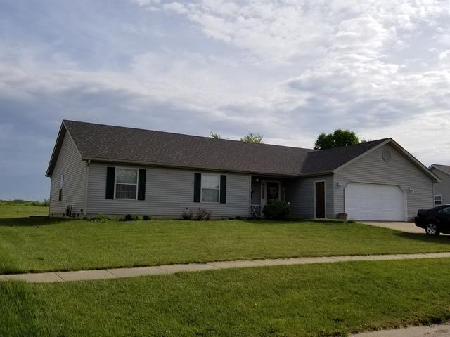 1906 Juniper Drive, Mahomet, IL 61853 (MLS #09955246) :: Ryan Dallas Real Estate