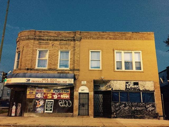 547 Kedzie Avenue, Chicago, IL 60612 (MLS #09955353) :: Property Consultants Realty