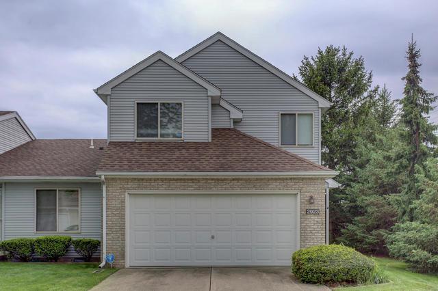 2923 Sierra Drive #2923, Champaign, IL 61821 (MLS #09955452) :: Ryan Dallas Real Estate