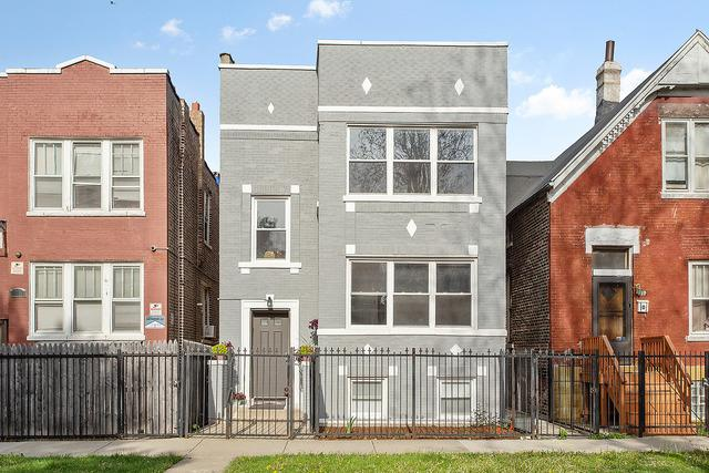 841 N Francisco Avenue, Chicago, IL 60622 (MLS #09955577) :: Property Consultants Realty
