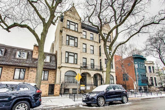 1847 N Cleveland Avenue 2S, Chicago, IL 60614 (MLS #09955630) :: Property Consultants Realty
