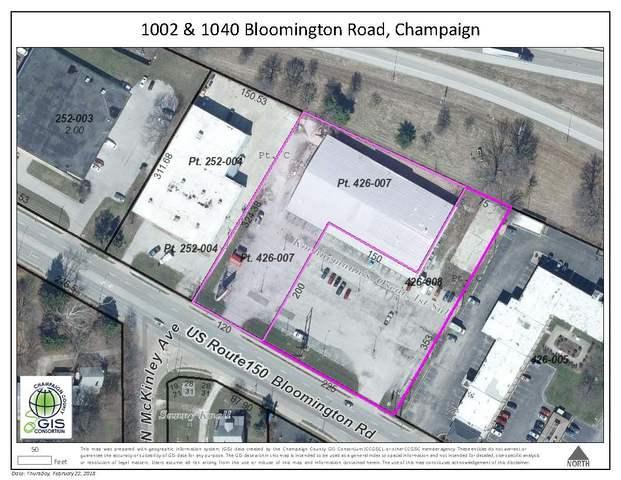 1040 Bloomington Road, Champaign, IL 61821 (MLS #09955703) :: Ryan Dallas Real Estate