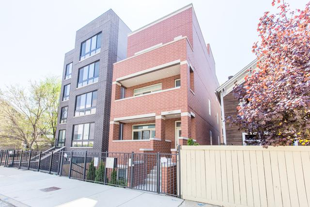 1622 N Bosworth Avenue #1, Chicago, IL 60642 (MLS #09955791) :: Property Consultants Realty